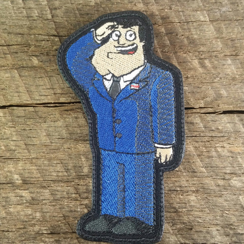American Dad Stan Smith Patch