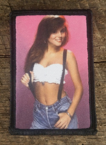 Saved by the Bell Kelly Kapowski Patch