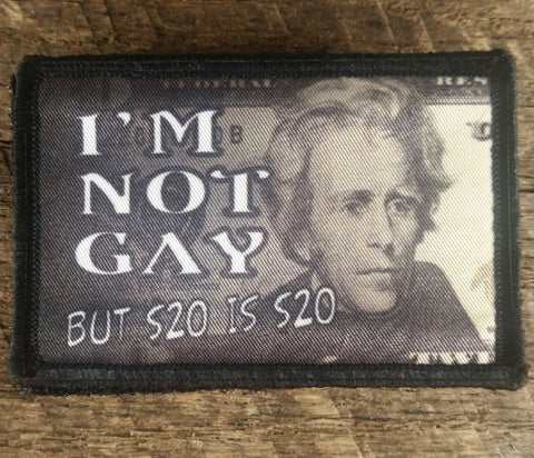 I'm Not Gay Patch