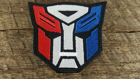 Autobot Insignia Patch