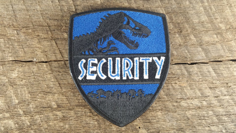 Jurassic World Security Patch