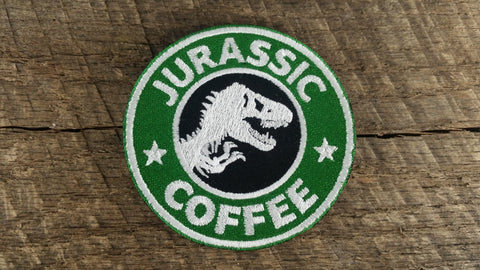 Jurassic Coffee Patch