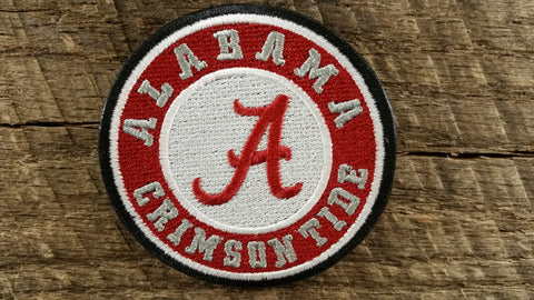 Alabama Crimson Tide Patch