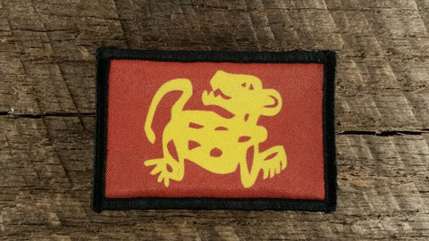 Legends of the Hidden Temple Patches
