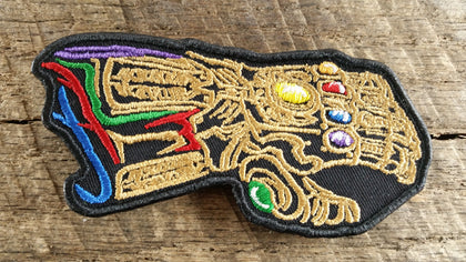 Infinity Gauntlet Patch