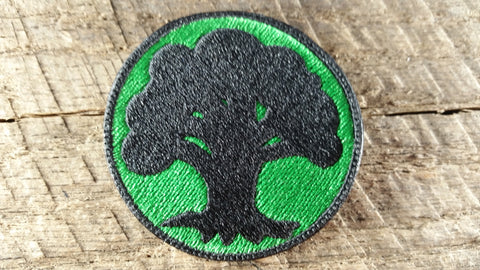Magic the Gathering Mana Symbol Patch