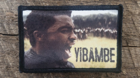 Black Panther Yibambe Patch