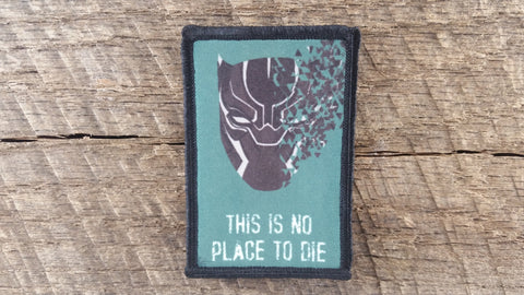 Black Panther Infinity War Patch