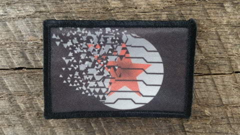 Winter Soldier Infinity War Patch