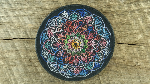 Limited Production Mandala Version 2 Patch