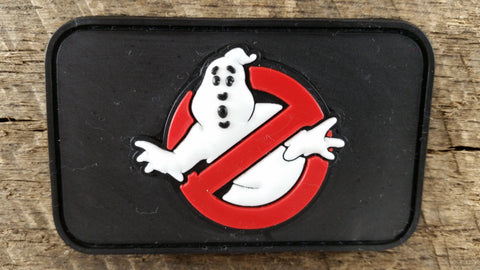 Ghostbusters PVC Patch