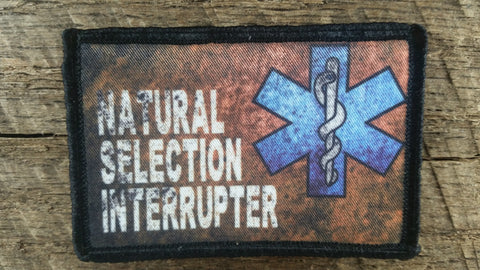 Natural Selection Interrupter Patch
