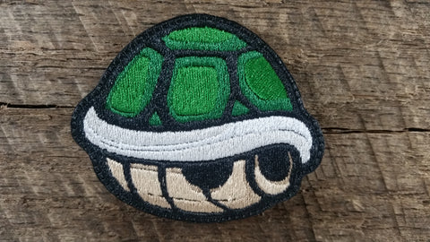 Mario Shell Patch