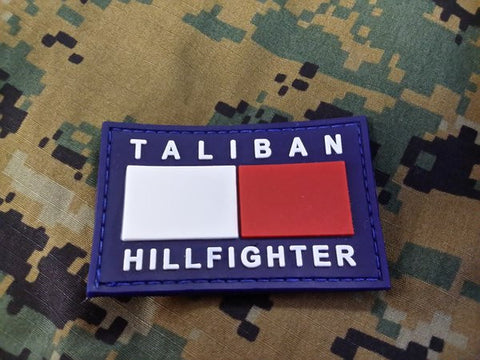Taliban Hillfighter PVC Patch