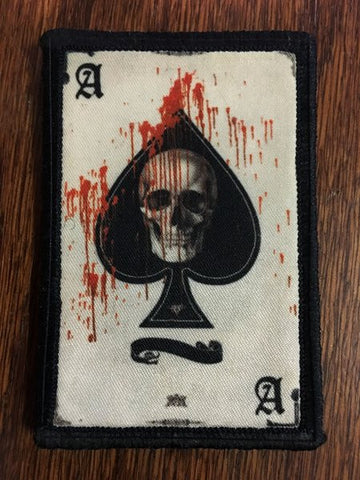 Ace of Spade Patch