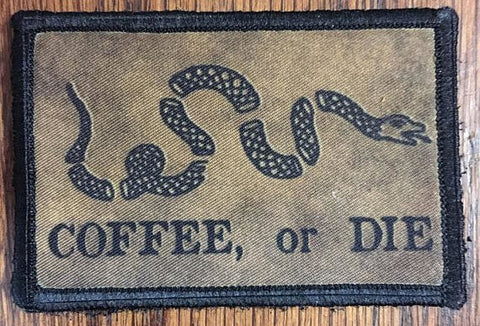 Coffee or Die Patch