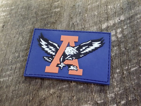 Auburn Tigers Blue Patch