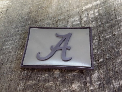 Alabama Football A Patch