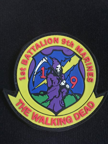 1/9 The Walking Dead PVC Patch