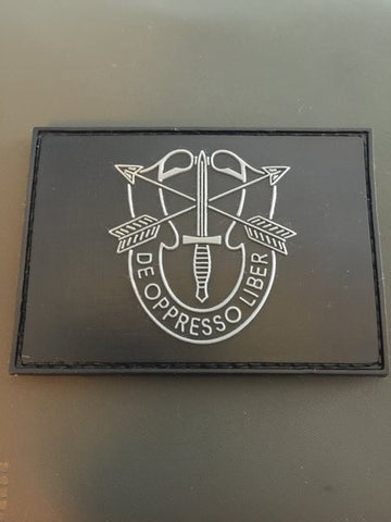 Army Special Forces 2x3 Patch