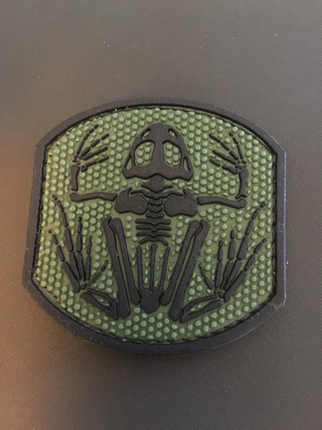 Bone Frog / SEALs Patch
