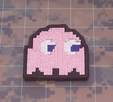 Pac-Man Ghost Pinky Patch