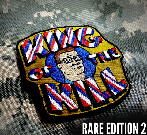 King of the kill morale patch pack – moeguns. Com.