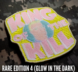 Limited Production King of the Kill Patch