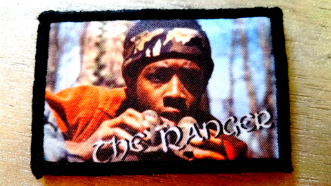 "Lucas ""The Ranger"" Patch"