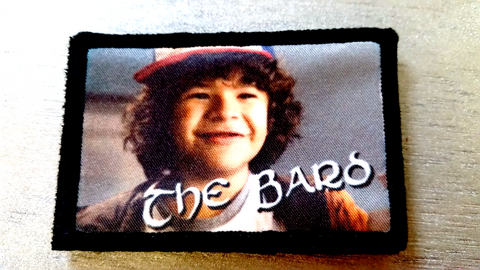 "Dustin ""The Bard""  Patch"