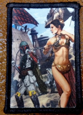 Slave Leia Patch