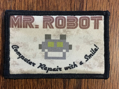 Mr. Robot Patch