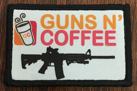 Guns N' Coffee Patch
