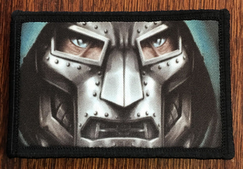 Dr. Doom Closeup Patch