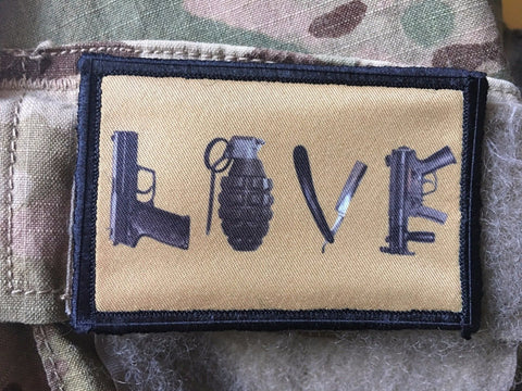 Love Weapons Patch