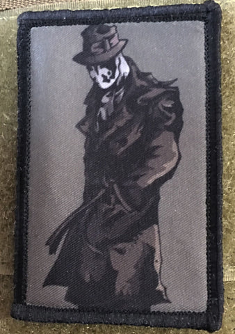 Rorshach Patch