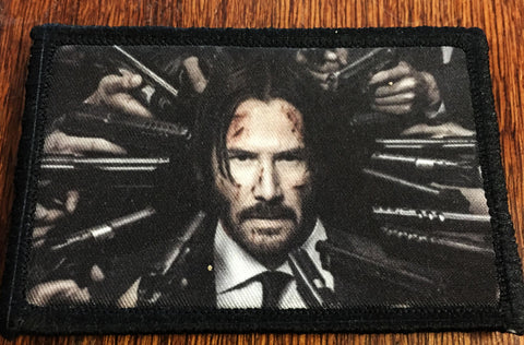 John Wick Guns Patch