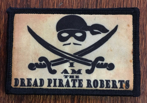 Dread Pirate Roberts Patch