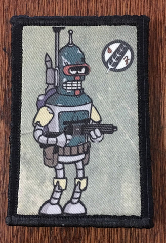 Bender Boba Fett Patch
