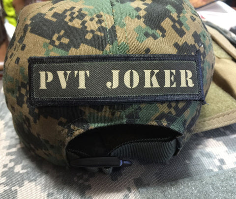 Private Joker Patch