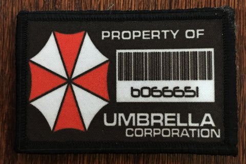Property of Umbrella Corp Patch