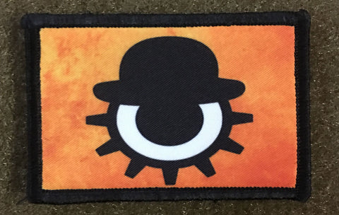 Clockwork Orange Patch