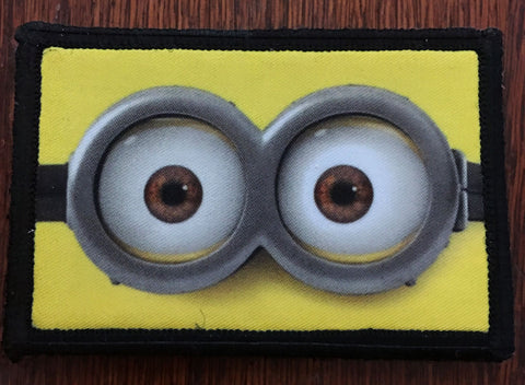 Minion Eyes Patch