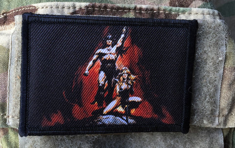 Conan the Barbarian Patch