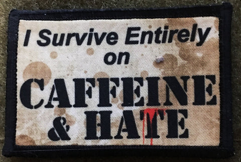 Caffeine and Hate Patch