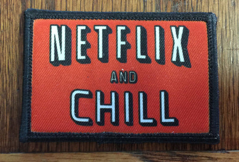 Netflix and Chill Patch