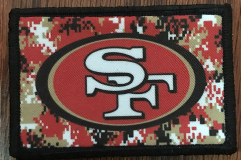 San Francisco 49'ers Patch