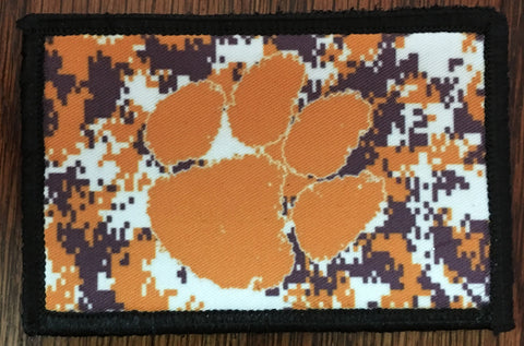 Clemson Tigers Patch