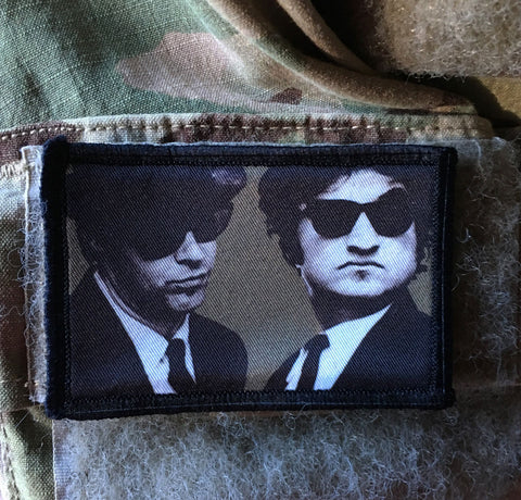 Blues Brothers Patch