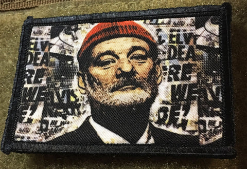 Life Aquatic Patch